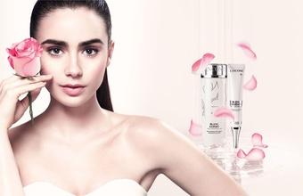 [新品] LANCOME全新「激光煥白精華玫瑰露」全球第一瓶能夠修正膚色的水精華,瞬間白裡透紅