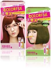 [新品] 卡樂芙「優質染髮霜」韓系甜點風髮色當道