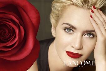 [新品] 每日平均售出1.4萬支  征服全球女性化妝包 奧斯卡影后凱特.溫斯蕾完美詮釋 LANCOME絕對完美唇膏 唇情系列