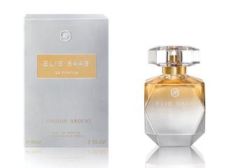 ELIE SAAB「淡香精(2015年聖誕節限定版)」為2015年冬季帶來了光芒耀眼的珍藏限定款