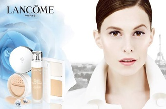 [新品] LANCOME 360°超瞬白礦物粉底系列 打造24小時極緻美白底妝