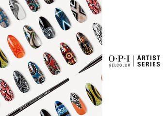 OPI - 無設限的指尖創意 Gelcolor Artist Series【藝術家膠糖光繚系列】