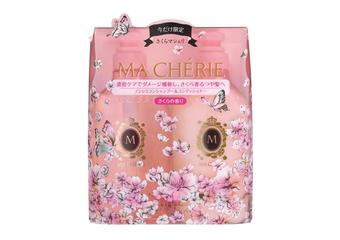 MA CHÉRIE瑪宣妮 - 戀櫻香氛限定組 春季限量上市