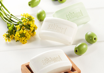 施巴 - 無皂鹼溫和成分x天然橄欖植萃 全新「pH5.5橄欖潔膚皂」  成就「自癒系」美肌
