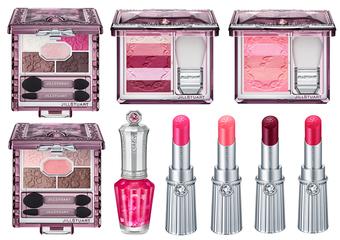 JILL STUART - 8月秋妝登場 展演出高雅氣質及性感魅惑 找出專屬於你的粉紅色!