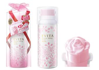佳麗寶開架 - 少女心爆棚!再次席捲美粧界 艾薇塔「粉紅玫瑰潔顏泡沫」限量上市!