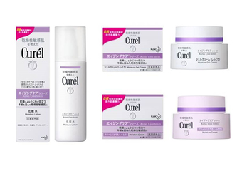 Curél -【逆齡彈潤系列】全新誕生