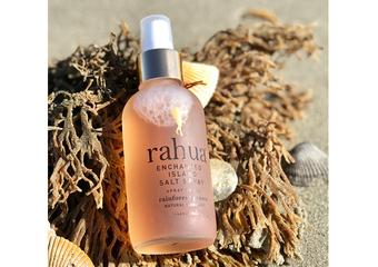 rahua - 美國天然奢華髮絲護理品牌 rahua 推出全新「粉紅海鹽蓬鬆噴霧」