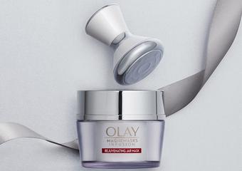 OLAY歐蕾 - 「微磁導入緊緻面膜」套裝 顛覆面膜定義