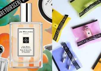 JO MALONE - 我的香氛我作主,香氛色彩你定義 全新「青檸、羅勒與柑橘身體&護髮油」限量上市