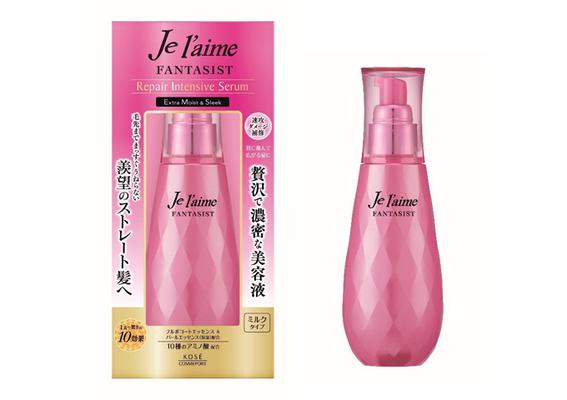 KOSE COSMEPORT - 業界首發!頭髮的美容液  將肌膚高效保養概念&成分switch受損毛躁髮的極效修護