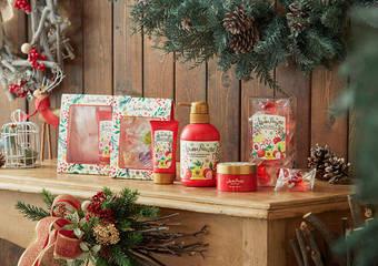 香草集 - 歡慶歲末冬季耶誕節,窩心好禮傳遞溫暖情意 2018年11月限量上市!