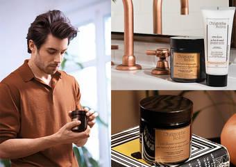 Christophe Robin - 全新力作「海藻強韌髮泥」「玫瑰豐盈淨化髮泥」,採用古老天然羅素火山泥,完美詮釋豐盈姿態!