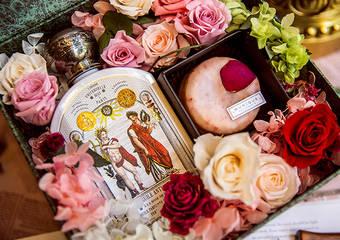 BULY1803 - 與法式甜點「WUnique Pâtisserie 」推出 2019 情人節限定禮盒