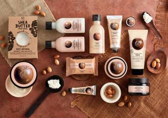 "THE BODY SHOP - 【乳油木果修護系列 】全新上市,每顆乳油木果都有專屬的""她"""
