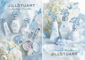 JILL STUART - 吉麗絲朵湛藍祝福復刻版限定品 向天誓言永恆的愛,踏上人生中最幸福的時刻