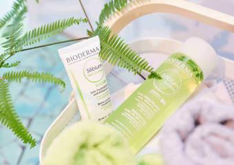 BIODERMA 貝膚黛瑪 - 通暢毛孔從源頭解決油光「平衡控油高效保濕水凝乳」全新上市