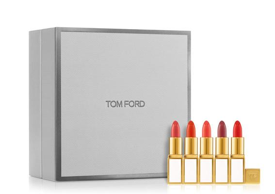 週年慶首波「TOM FORD紅毯閃耀唇膏明星組」讓你告別選擇障礙