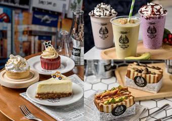 2019 KIEHL'S COFFEE HOUSE首度推出澎派鹹食! 雙款瘋狂三明治重現紐約經典餐車文化 搭配全新高顏值IG甜點X 濃郁美式奶昔 三大話題餐點打造舌尖上的美味!