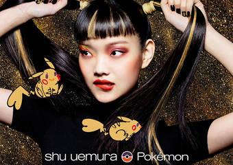 【限量聯名彩妝系列】SHU UEMURA X POKÉMON