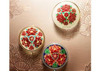 2019節慶限量彩妝系列 傳承韓國頂級七寶搪瓷工藝