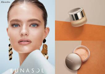 LUNASOL  2019「水潤光粉底」水光粼粼 能重現肌膚自然水感的專家級粉底液