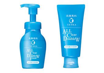 超濃密慕絲洗卸泡泡新登場 洗顏專科 超微米洗卸兩用系列再進化 洗卸同步 輕鬆擁有透亮正素顏