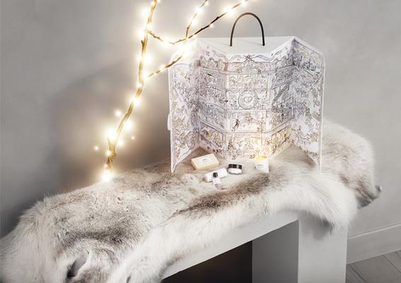 迪奧香氛世家系列 聖誕倒數日曆