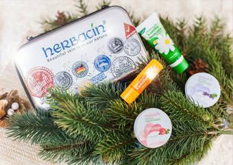 天冷了!讓德國小甘菊陪伴你,拉開聖誕保養序幕!