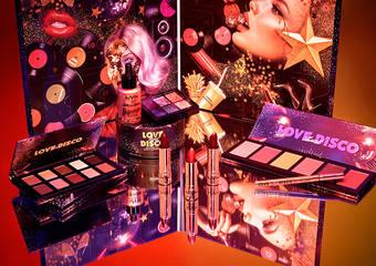 極致炫耀 絕對浮誇 NYX Professional Makeup《愛慾派對》限量聖誕彩妝 縱情狂歡DISCO派對 高調放閃不斷電