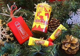 唇愛旅行聖誕禮盒 X'MAS聖誕交換禮物首選,.潤澤雙唇,友情升溫 7-11及康是美均有販售