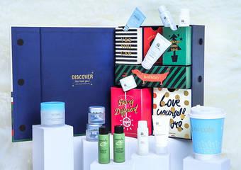 攜手NU CAFÉ推出公益聖誕禮盒 購買即贈公益咖啡買一送一券