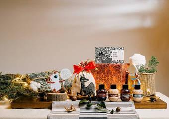 禮享聖誕嘉年華甜蜜登場 交換禮物不可錯過的完美清單