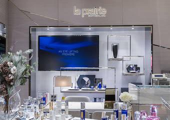 新光三越A8嶄新全球旗艦形象店奢華開幕 探索奢華經典工藝之美 展演傳奇肌膚保養藝術