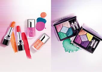 霓幻樂光 2020迪奧春季彩妝 2020年1月1日 絢爛上市「迪奧線上快閃店」同步販售