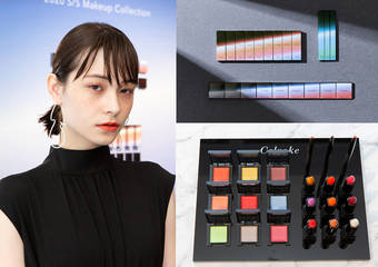 2020 S/S Makeup Collection 2020年1月11日(六) 專櫃/網路同步發售