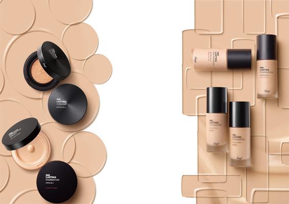 一滴,成就肌膚完美人生「貼妝恆潤粉底液」新上市