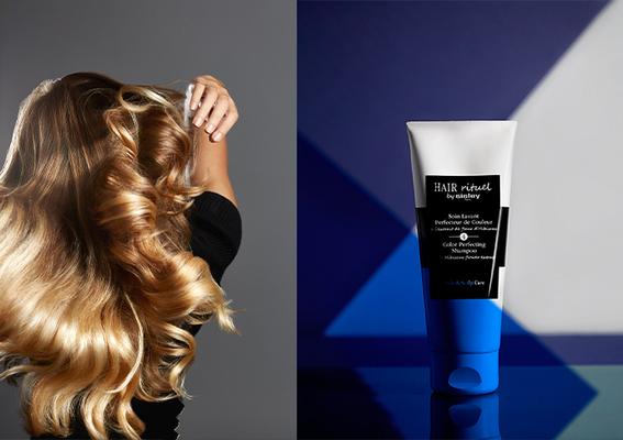 Hair Rituel by Sisley 染後髮肌髮絲同步護理 一舉擺脫秀髮毛躁受損、黯淡無光、掉色困擾