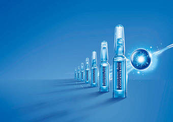 重量級新品「激導撫痕玻尿酸安瓶」 高濃度3重玻尿酸快速養成彈潤謎齡肌