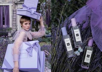 【英倫薰衣草園限量系列】漫步英國鄉間薰衣草園 沈浸迷人紫色純淨香氣