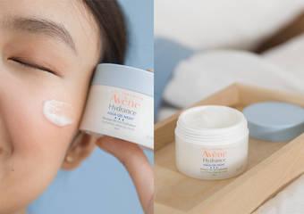 「24H保濕精華膜」一夜補滿肌膚水能量 愈睡愈美水水膜