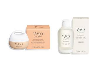 美麗,來自於最簡單的自然「WASO納豆萃取保濕霜」「酒粕皮脂潔膚調理水」2020.03上市