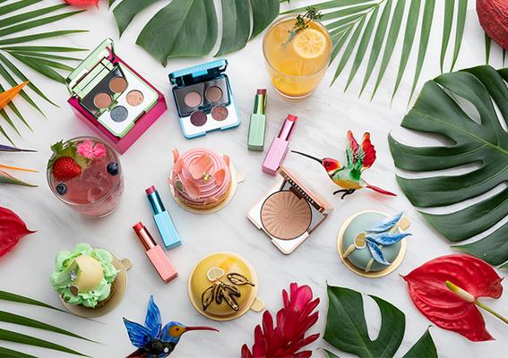 台北法式甜點精品 穿石CHANTEZ X奢華保養品牌香緹卡 跨界聯手推出網美系 #飛行寶石下午茶   為亞馬遜雨林永續生存一齊發聲