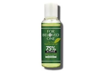 專業茶樹精油添加  防疫期間必備的潔淨小物 茶樹精油乾洗手凝膠