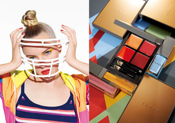 GOLD IN THE AIR OF SUMMER 2020SUMMER MAKEUP COLLECTION