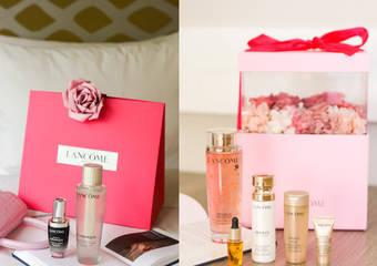 2020百貨母親節最夢幻玫瑰獻禮!蘭蔻「法式包裝服務」!五月最粉嫩的浪漫風景!