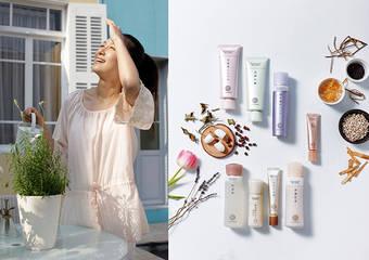 「盛夏養顏對策」溫和清潔讓肌膚深呼吸 打造發光水煮蛋肌!