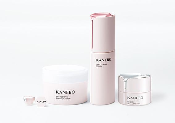 「護妍潤透水凝凍」美肌涼補帖 KANEBO的粉紅透明革命