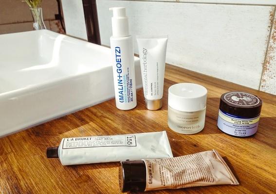 推薦 6 款「深層清潔面膜」夏季深層清潔護膚 5 步驟,毛孔暢快深呼吸!