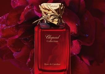 比黃金更珍貴的玫瑰香氣「蕭邦卡洛琳玫瑰花園淡香精」全台限量推出